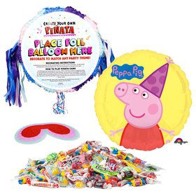 "Peppa Pig 18"" Pinata Kit (Each)"