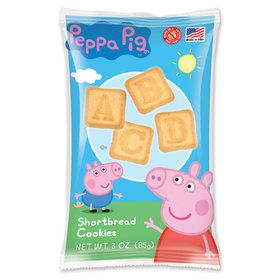 Peppa Pig 2oz. Box Alphabet Crackers (Each)