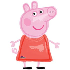 "Peppa Pig 48"" Airwalker Balloon"