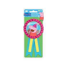 Peppa Pig Award Ribbon