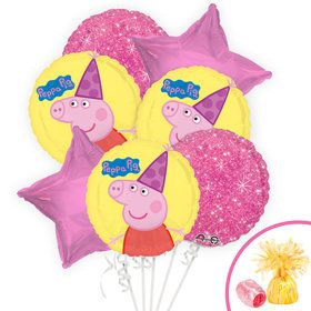 Peppa Pig Balloon Kit