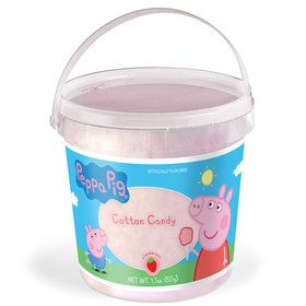 Peppa Pig Cotton Candy (Each)