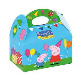 Peppa Pig Favor Box (Each)