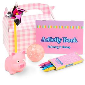 Peppa Pig Filled Favor Box (4-Pack)