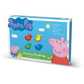 Peppa Pig Gummy 3.5oz Box(Each)