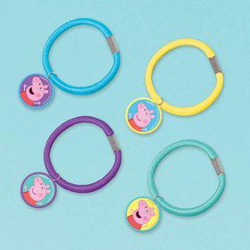 Peppa Pig Hair Pony O's (4 Pack)