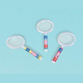 Peppa Pig Magnifying Glasses (12 Count)
