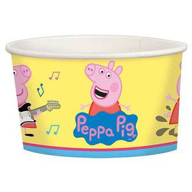 Peppa Pig Treat Cups (8 Pack)