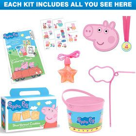 Peppa Pig Ultimate Favor Kit (Each)
