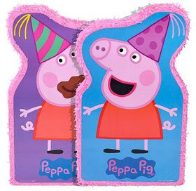 Peppa the Pig Jumbo Pinata