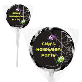 "Perfect Pumpkin Personalized 2"" Lollipops (20 Pack)"
