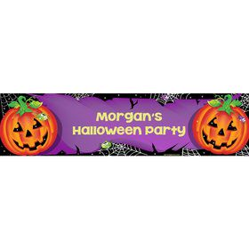 Perfect Pumpkin Personalized Banner (Each)