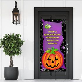 Perfect Pumpkin Personalized Giant Banner (30x60)
