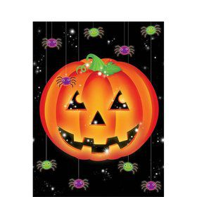 Perfect Pumpkin Table Cover (3 Pack)