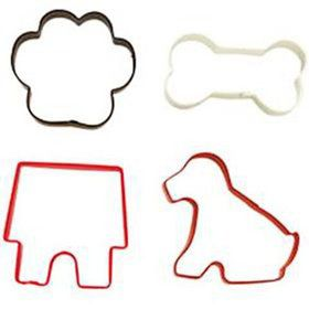 Pet Cookie Cutter (4 Piece)