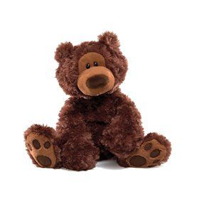 Philbin Chocolate Bear 12