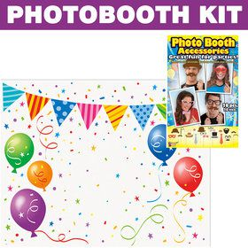 Photo Booth Party Kit