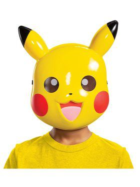 Pikachu Child Mask