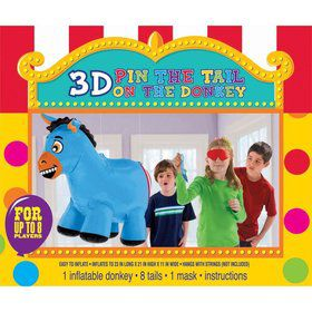 Pin The Tail On The Donkey Inflatable Game (Each)