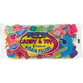 Pinata Filler Favors/Candy 1Lb Bag (Each)