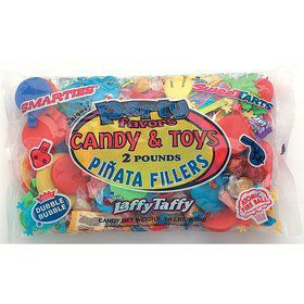 Pinata Filler Favors/Candy 2 Lb Bag (Each)