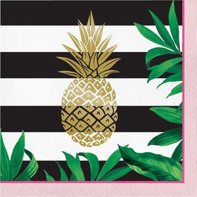 Pineapple Lunch Napkin (16)