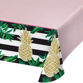 Pineapple Plastic Tablecover (1)