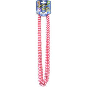 Pink Bead Strands