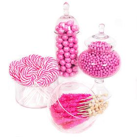 Pink Candy Buffet - Large