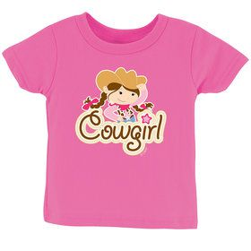 Pink Cowgirl T-Shirt (Each)