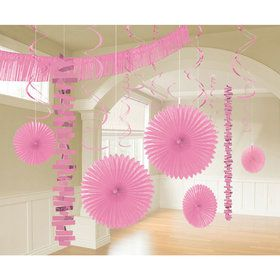 Pink Decoration Kit