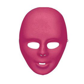 Pink Face Mask Adult