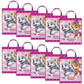 Pink Paw Patrol Party Tote Set (10)