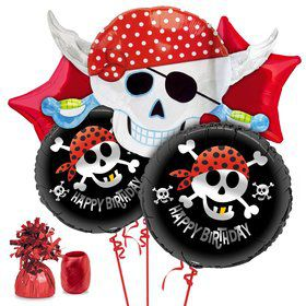 Pirate Birthday Balloon Kit