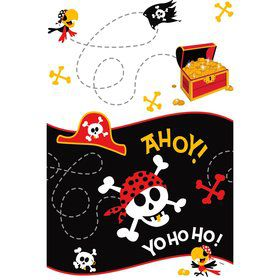 Pirate Birthday Tablecover (each)