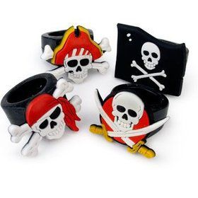 Pirate Ring (12 count)