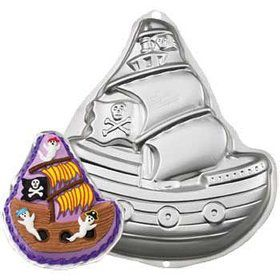 Pirate Ship Cake Pan (each)