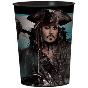 Pirates of the Caribbean 16oz Plastic Favor Cup (Each)