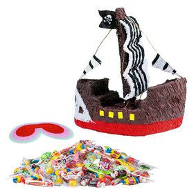 Pirates Pinata Kit