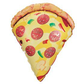 "Pizza 38"" Balloon (Each)"