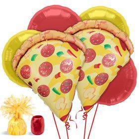 Pizza Party Balloon Kit (Each)