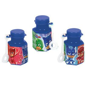 PJ Masks .6oz Bubble Favors (12 Pack)