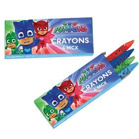 PJ Masks Crayons (12 Count)