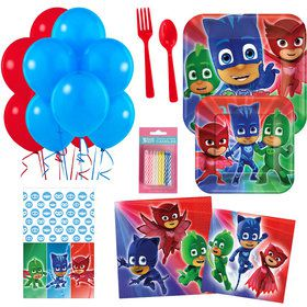 PJ Masks Party Essentials Kit Serves 16
