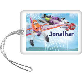 Planes Personalized Bag Tag (Each)