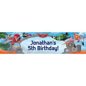 Planes Personalized Banner (Each)