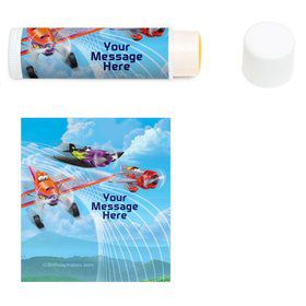 Planes Personalized Lip Balm (12 Pack)