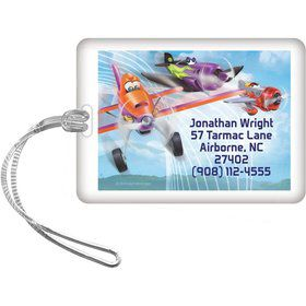 Planes Personalized Luggage Tag (Each)