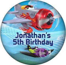 Planes Personalized Magnet (Each)