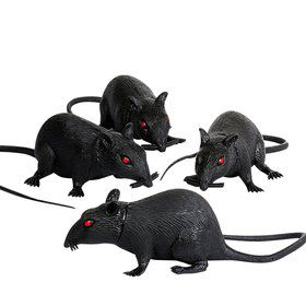 Plastic Rat (Each)